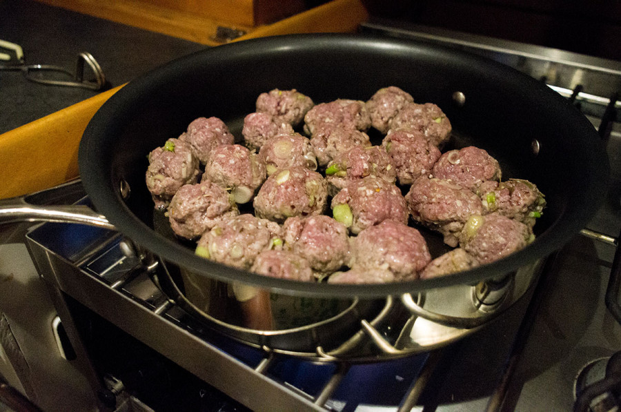 meatballs on Skebenga