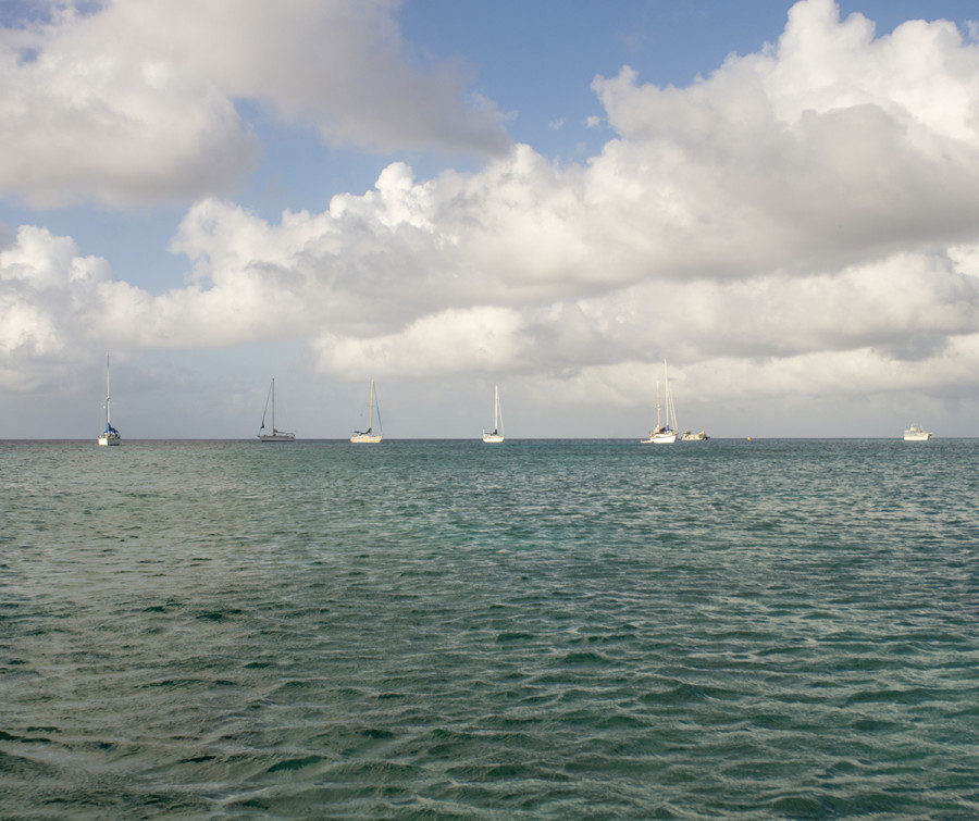 anchorage in Cozumel