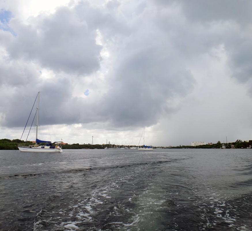 Lagoon at Isla Mujeres