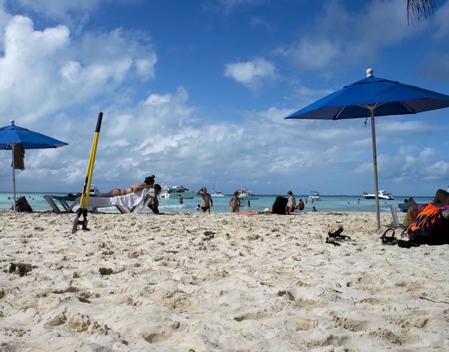 beach, Isla Mujeres