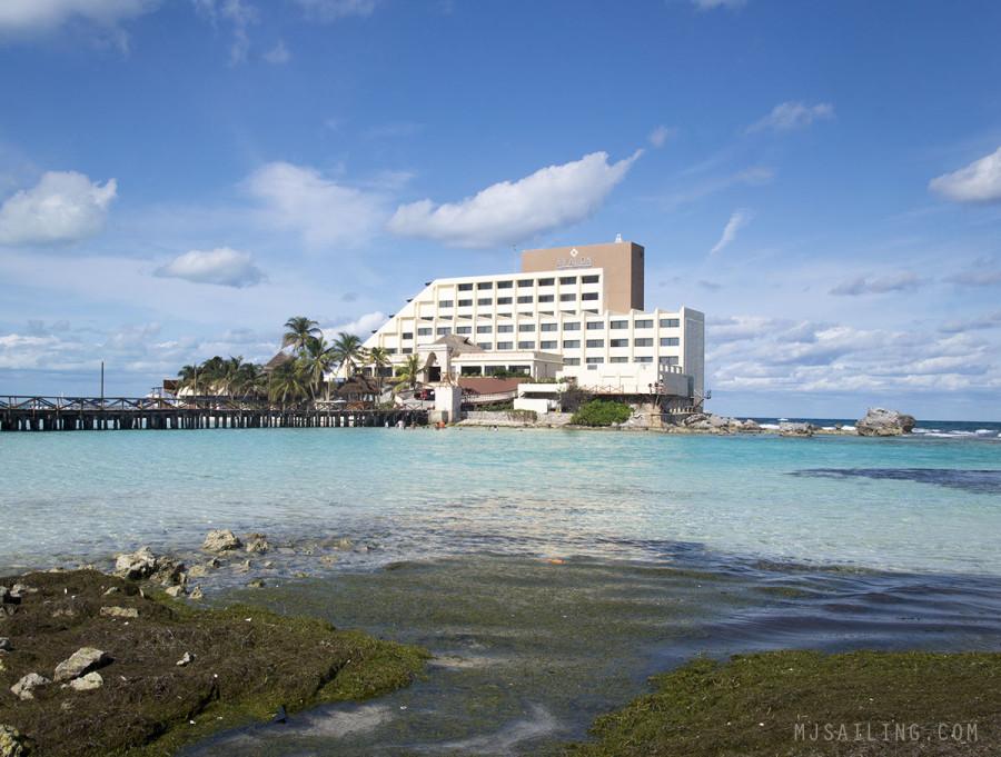 Avalon Hotel Isla Mujeres Mexico