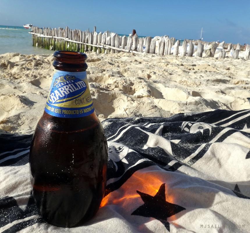 Barrelito beer