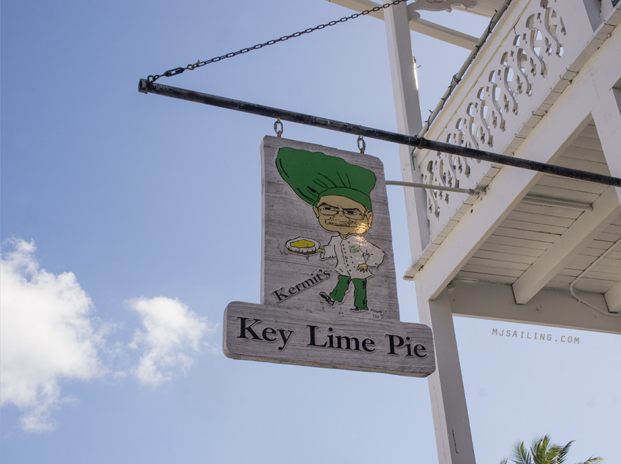 Kermit's Key Lime Pie, Key West