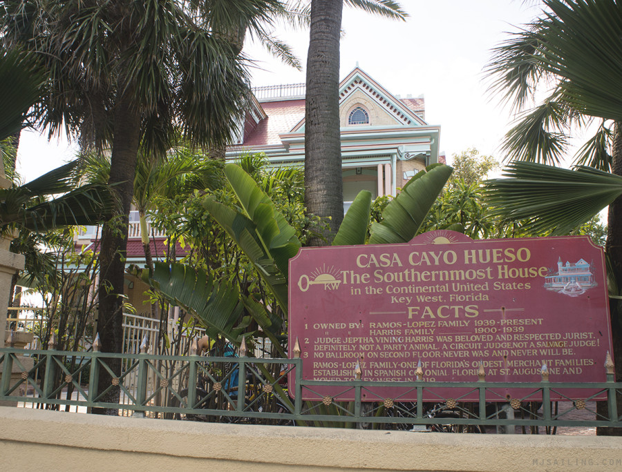 Cayo Hueso Hotel, Key West