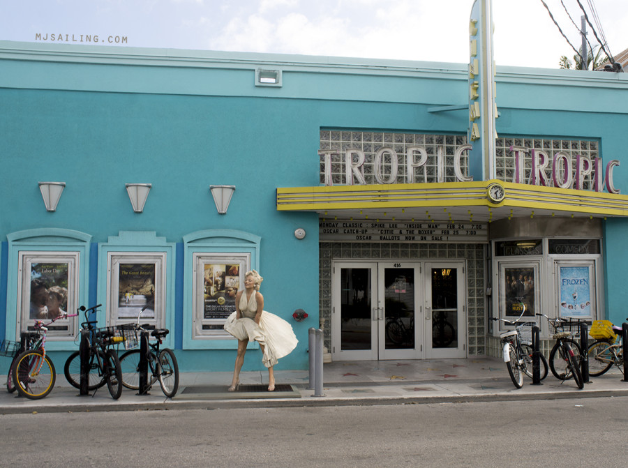 Tropic Theater, Key West