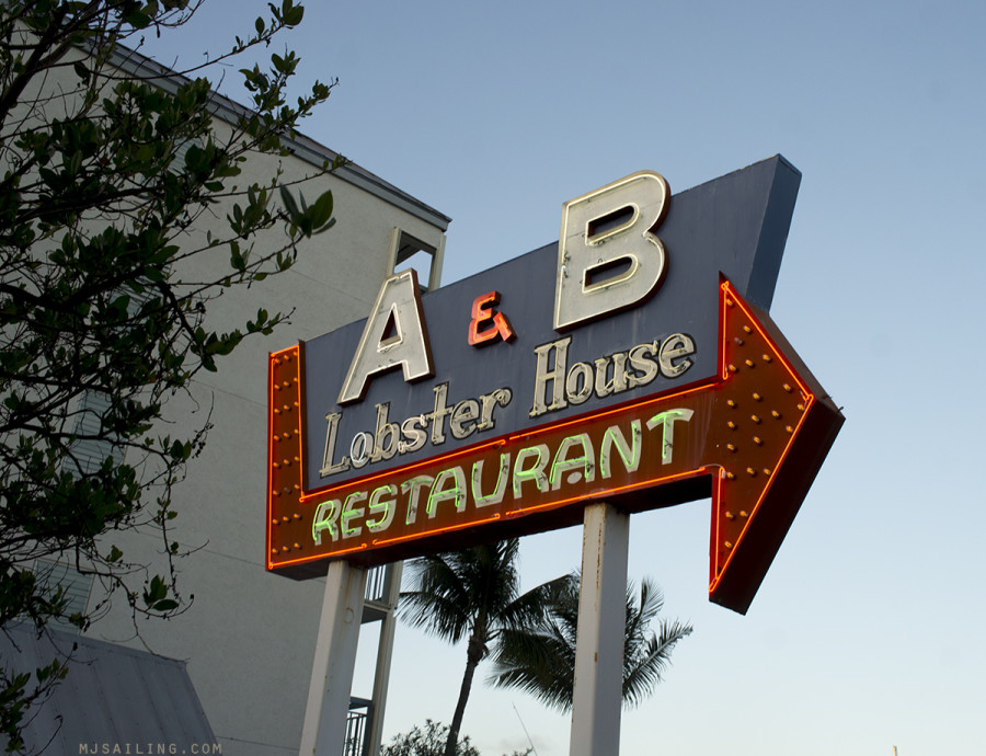 A&B Lobster House, Key West