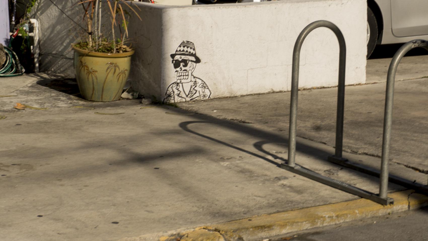 graffiti, Key West Florida