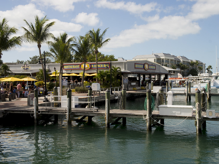 marinas in Key West