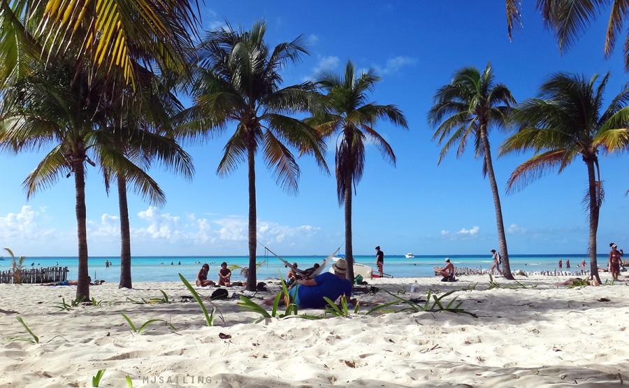 Playa Norte, Isla Mujeres, Mexico