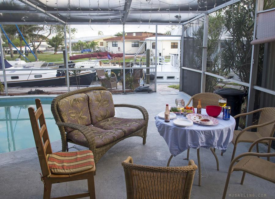 Jessica's patio