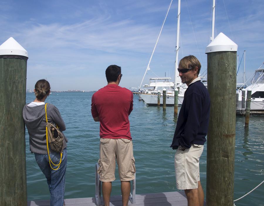 group at marina