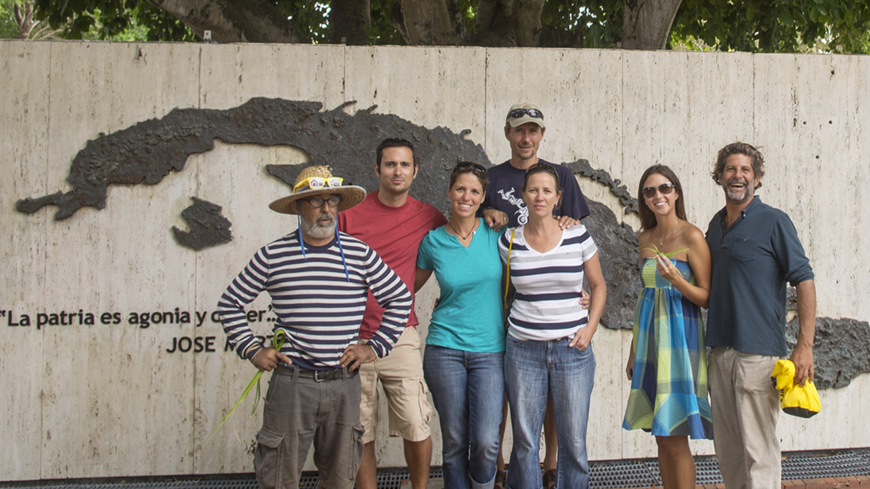 Calle Ocho memorial
