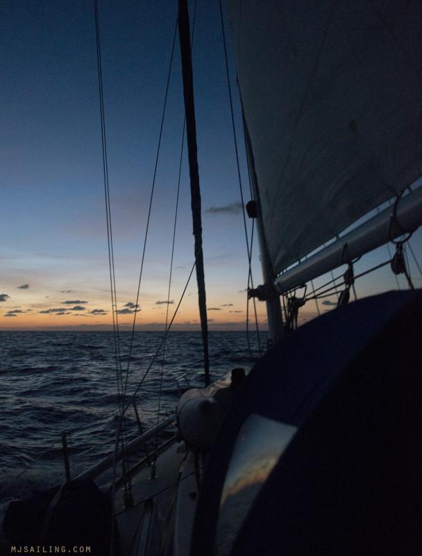 Gulf Stream Sunrise