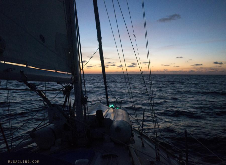 Serendipity on the Gulf Stream
