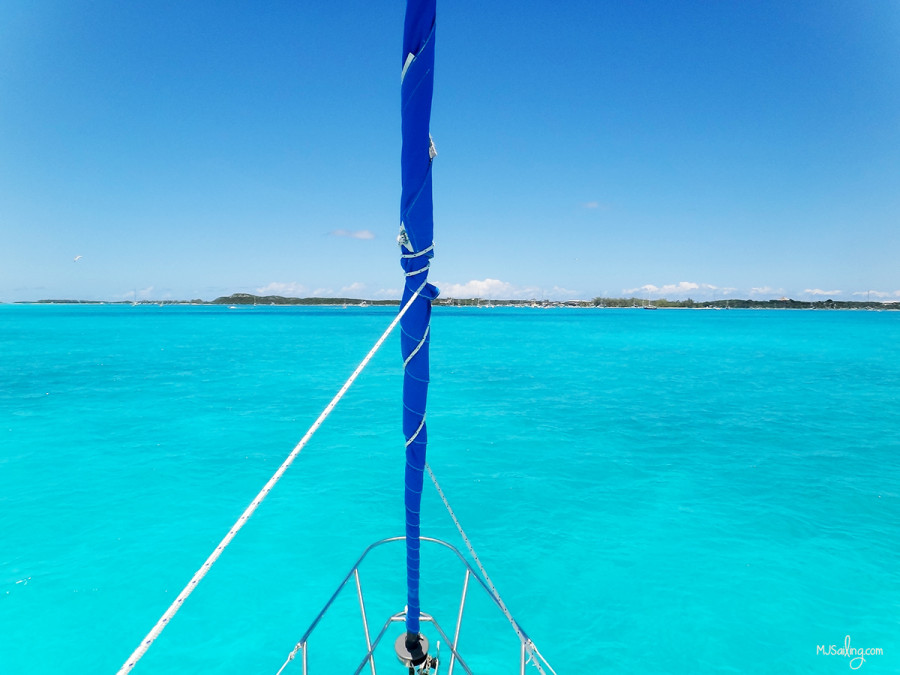 Kidd's Cove, Georgetown, Bahamas