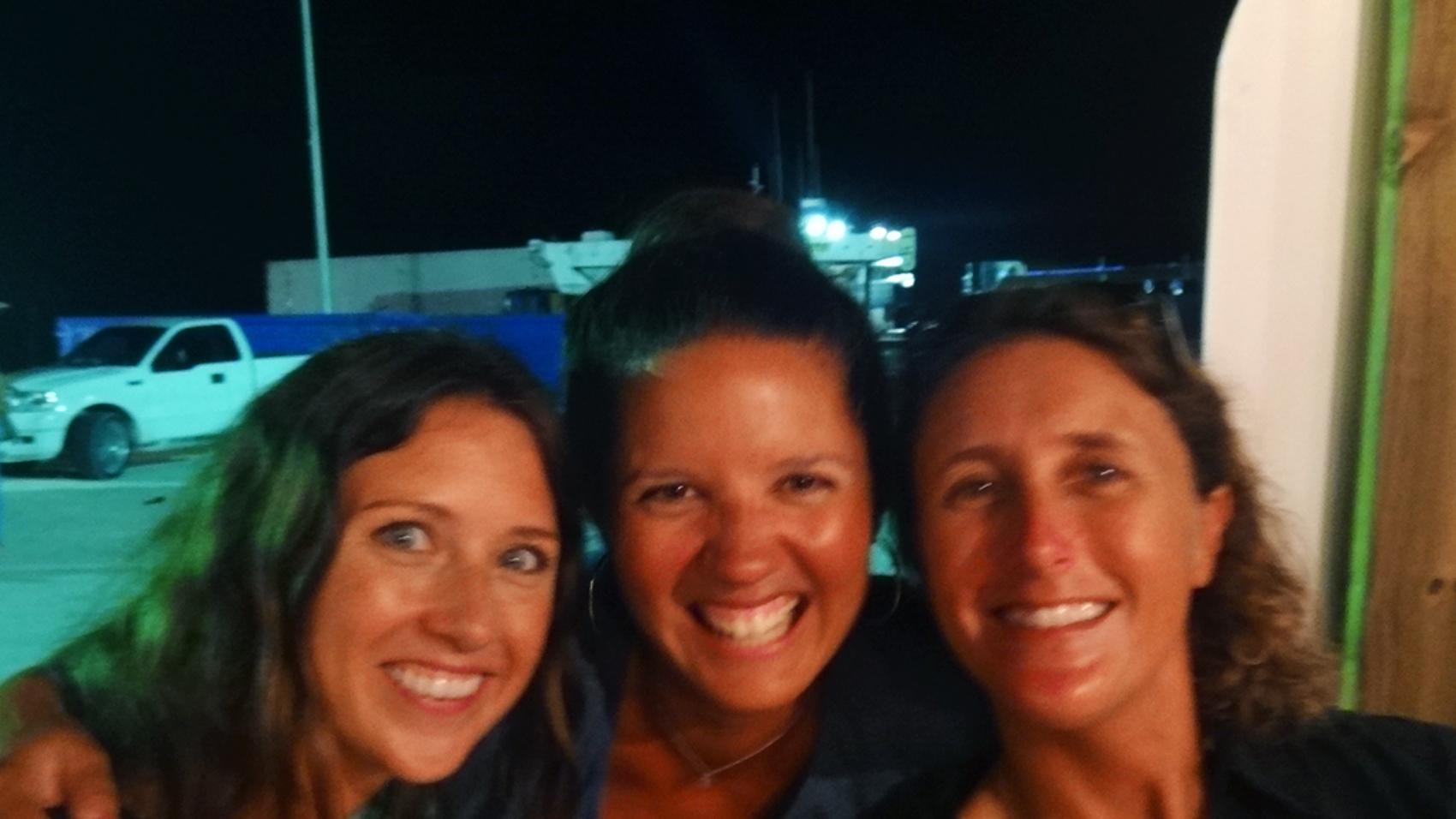 Jessica, Drena, & Kim