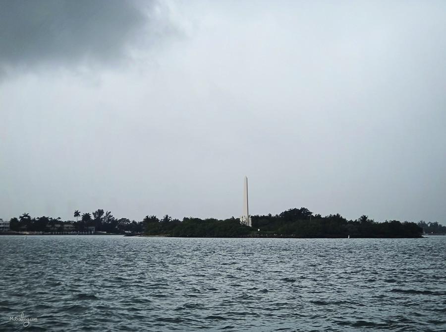 Monument Island, Miami Beach