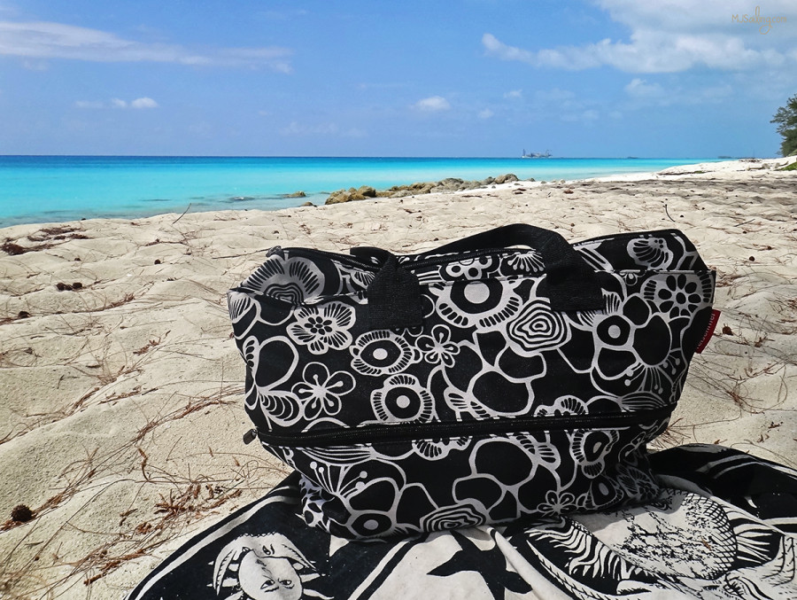what's in our beach bag