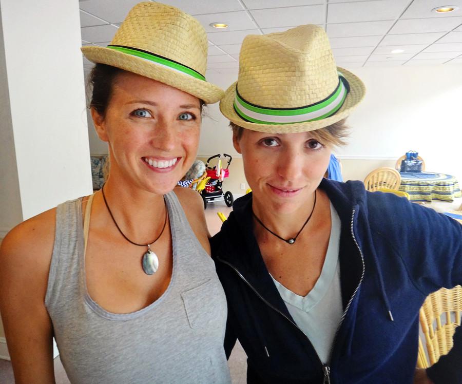 me & Ana Bianca