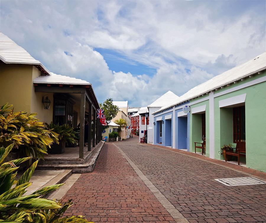 Water Street, St. George, Bermuda
