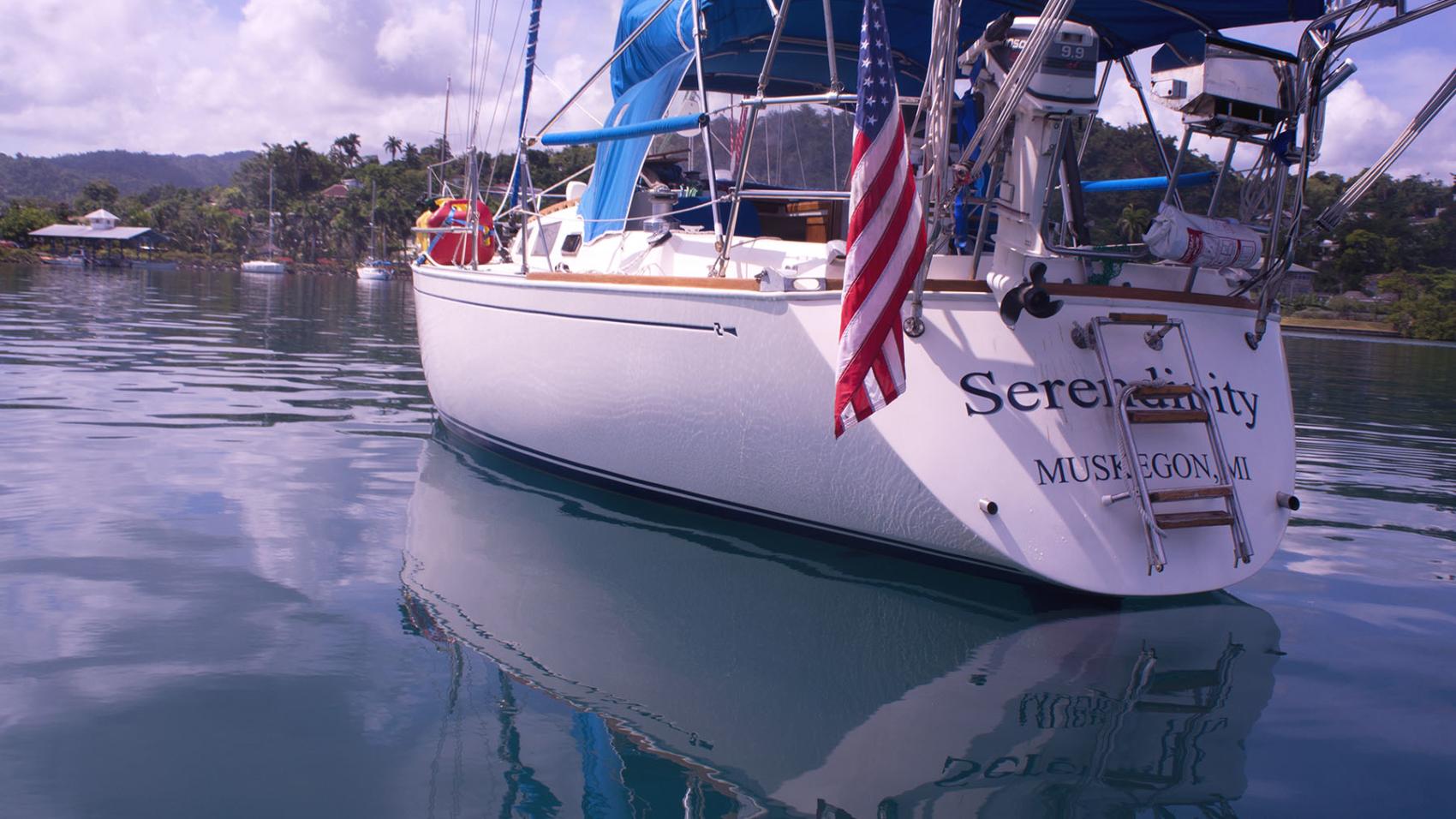 Serendipity in Port Antionio
