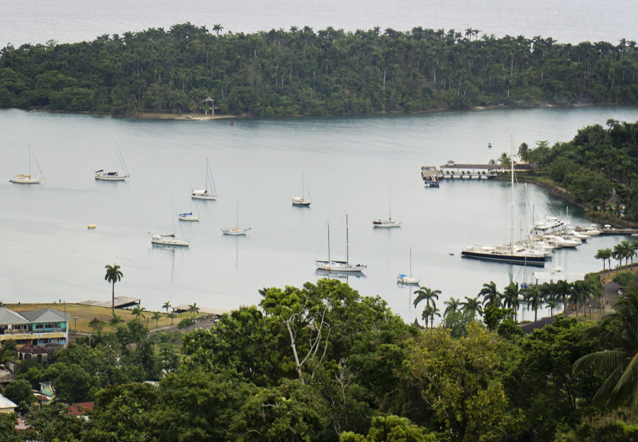 West Harbor, Port Antonio, Jamaica
