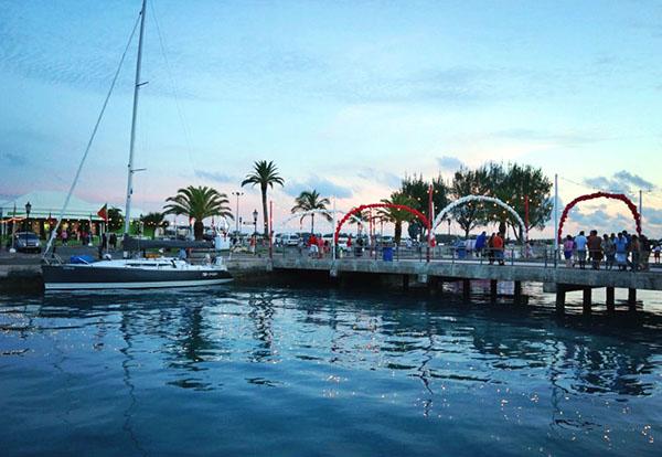 St. George Yacht Club, Bermuda
