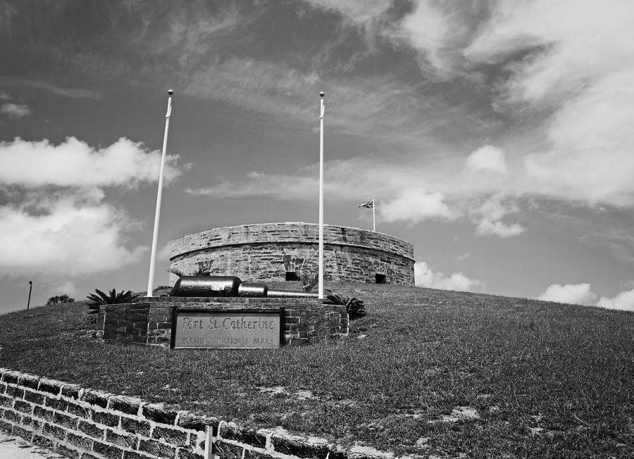 Fort St. Catherine, Bermuda