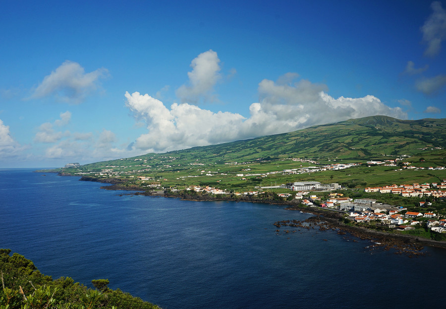 Porto Pim, Horta, Faial, Azores