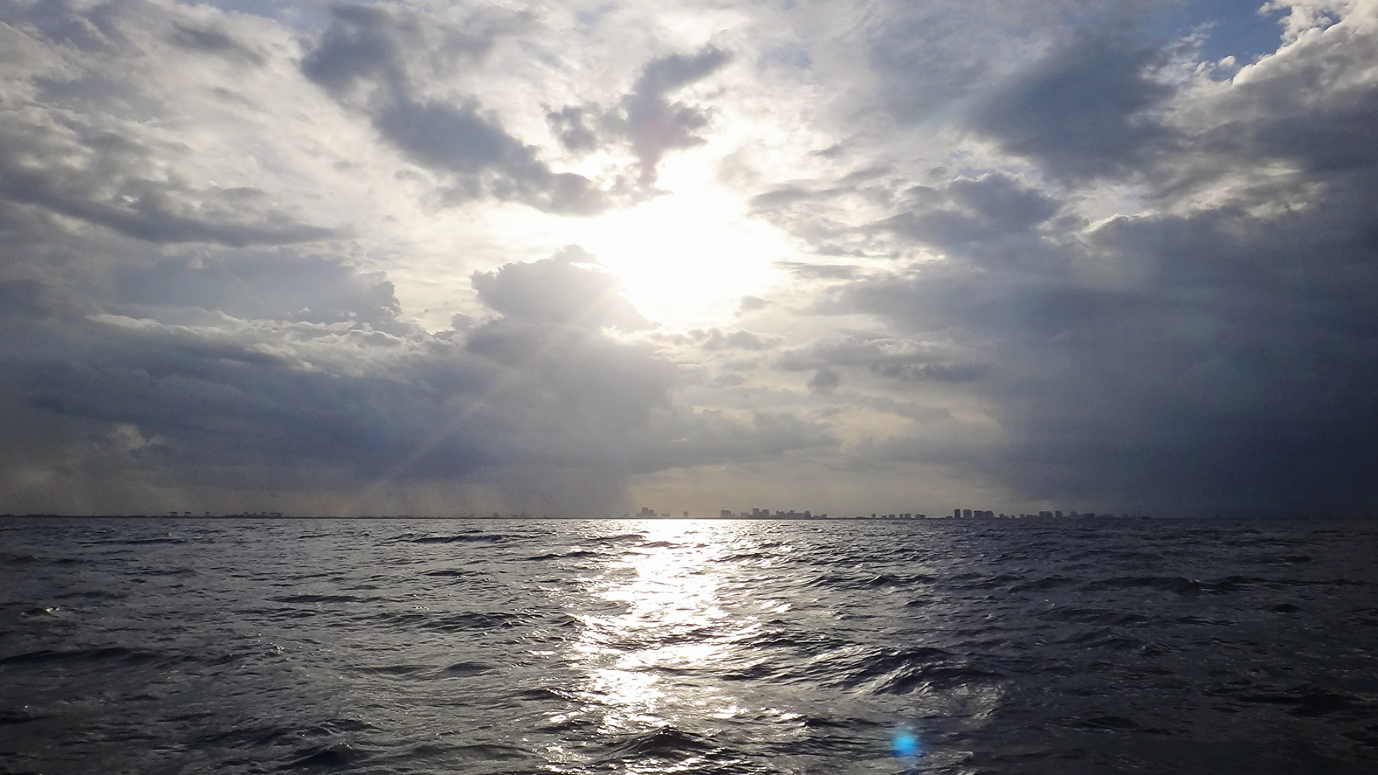 Fort Lauderdale from the Gulf Stream