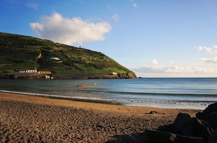 Porto Pim, Horta, Azores