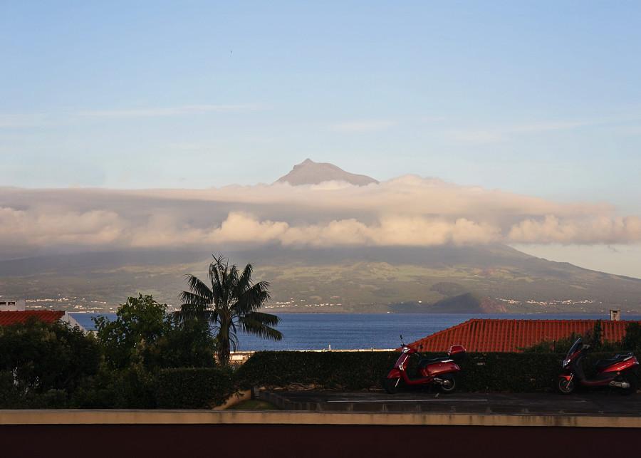 views of Pico, Azores