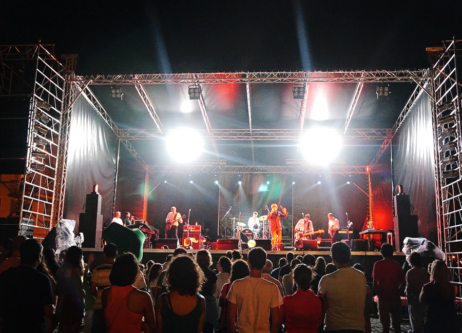 musical performance Horta Sea Week