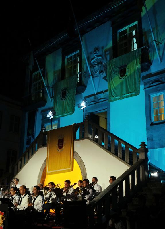 Ponta Delgada Orchestra, Azores