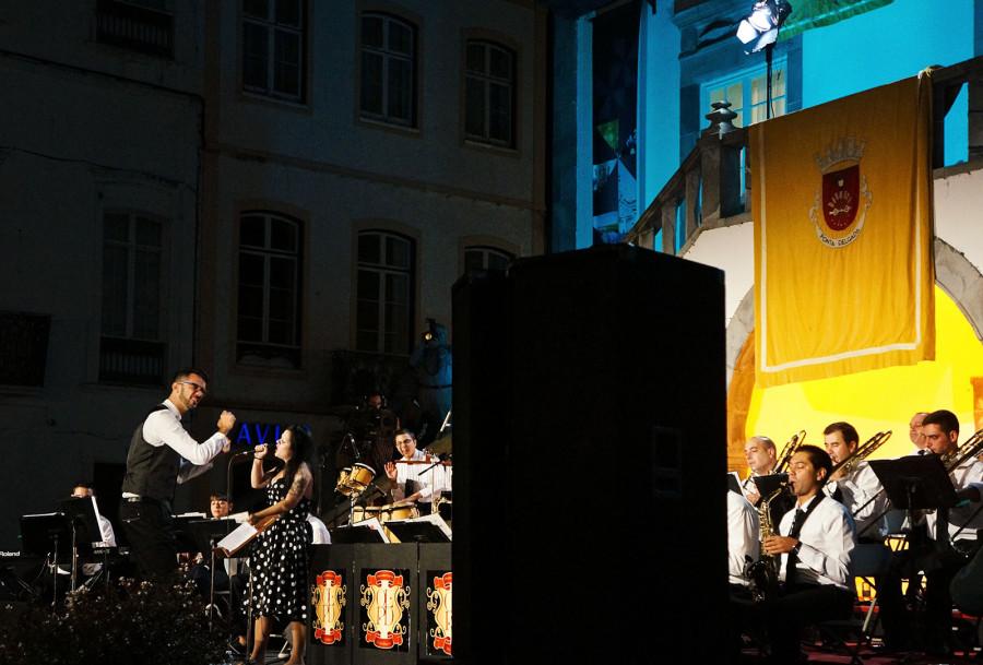Orchestra of Ponta Delgaga, Sao Miguel
