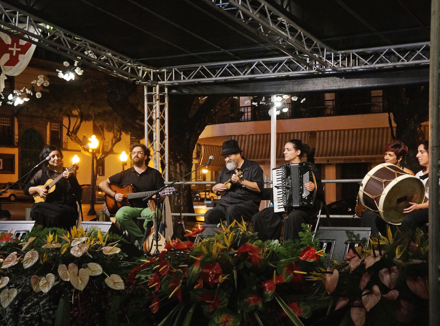 Portuguese music, Funchal, Madeira