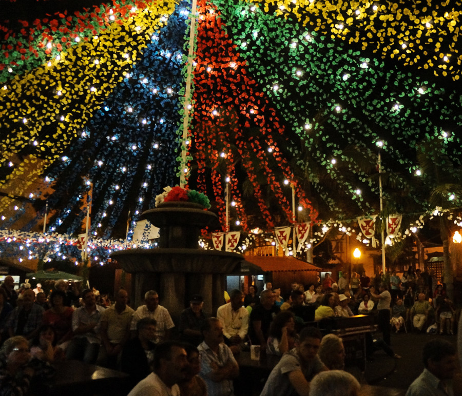 celebration, Funchal, Madeira