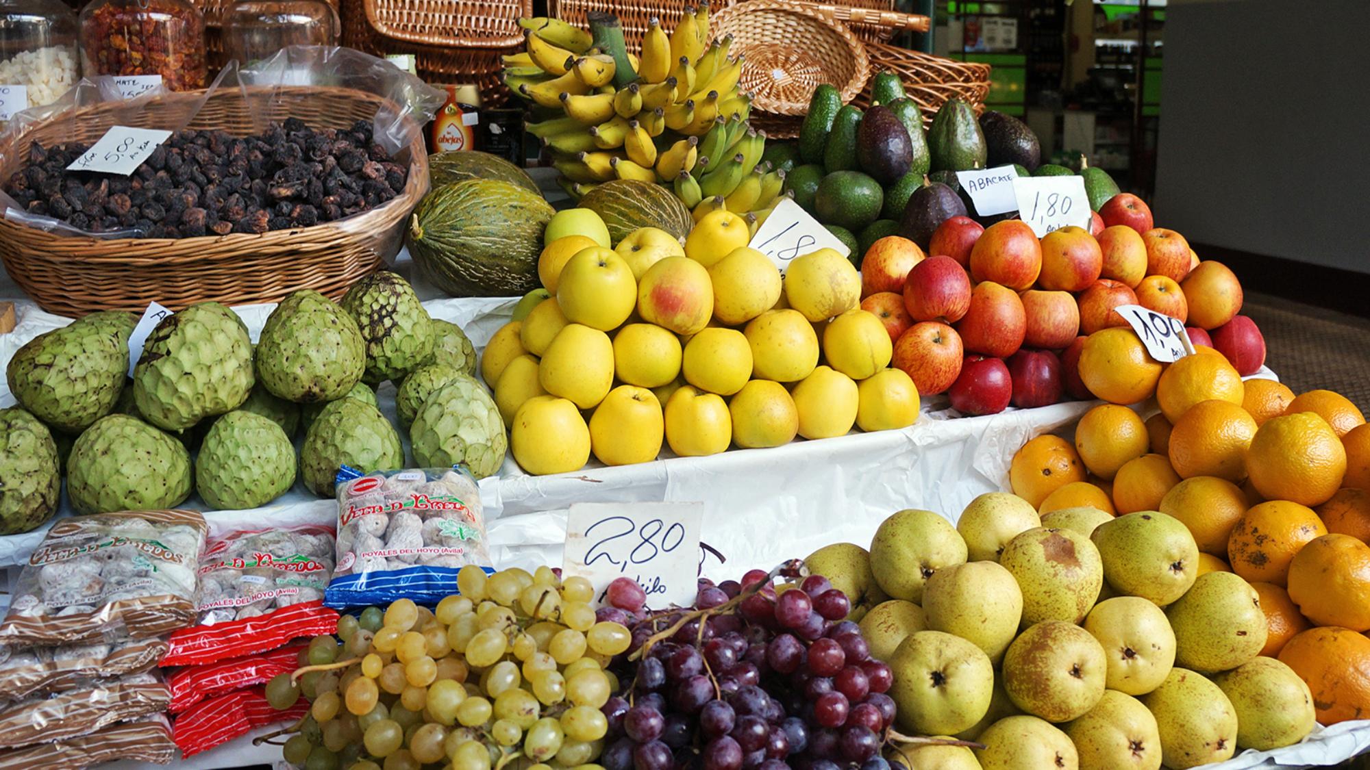 Market of Funchal