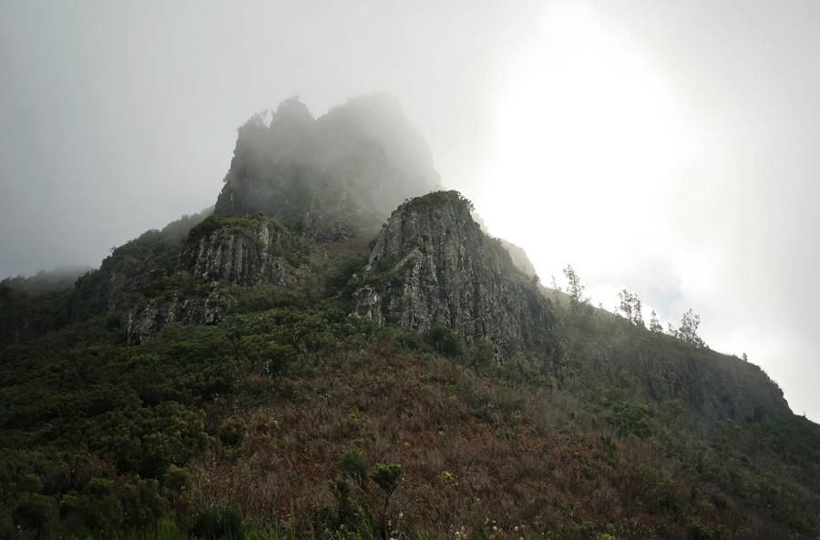 hiking Pico Ruivo, Madeira