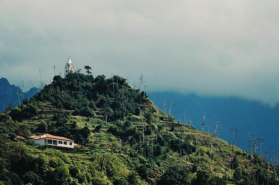 church at São Vicente, Madeira