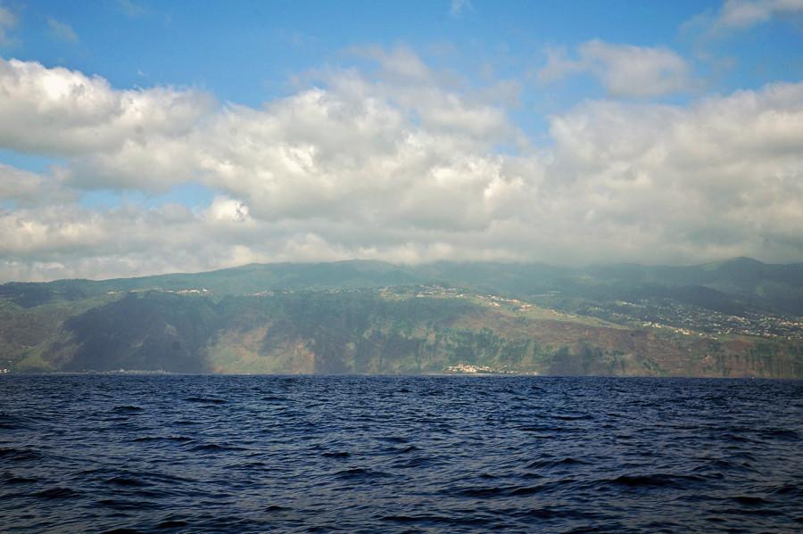 cliffs of Madeira