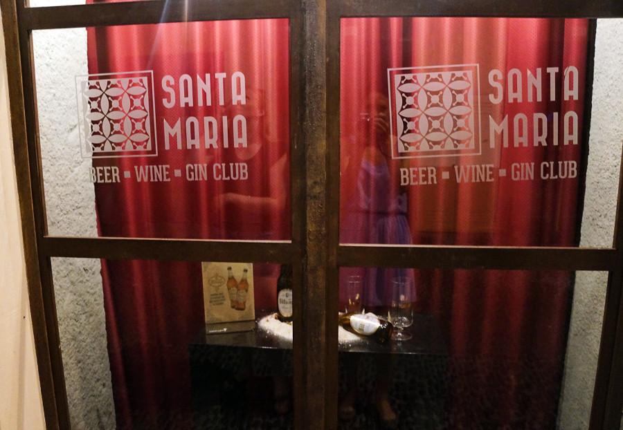 Santa Maria Gin Bar, Funchal
