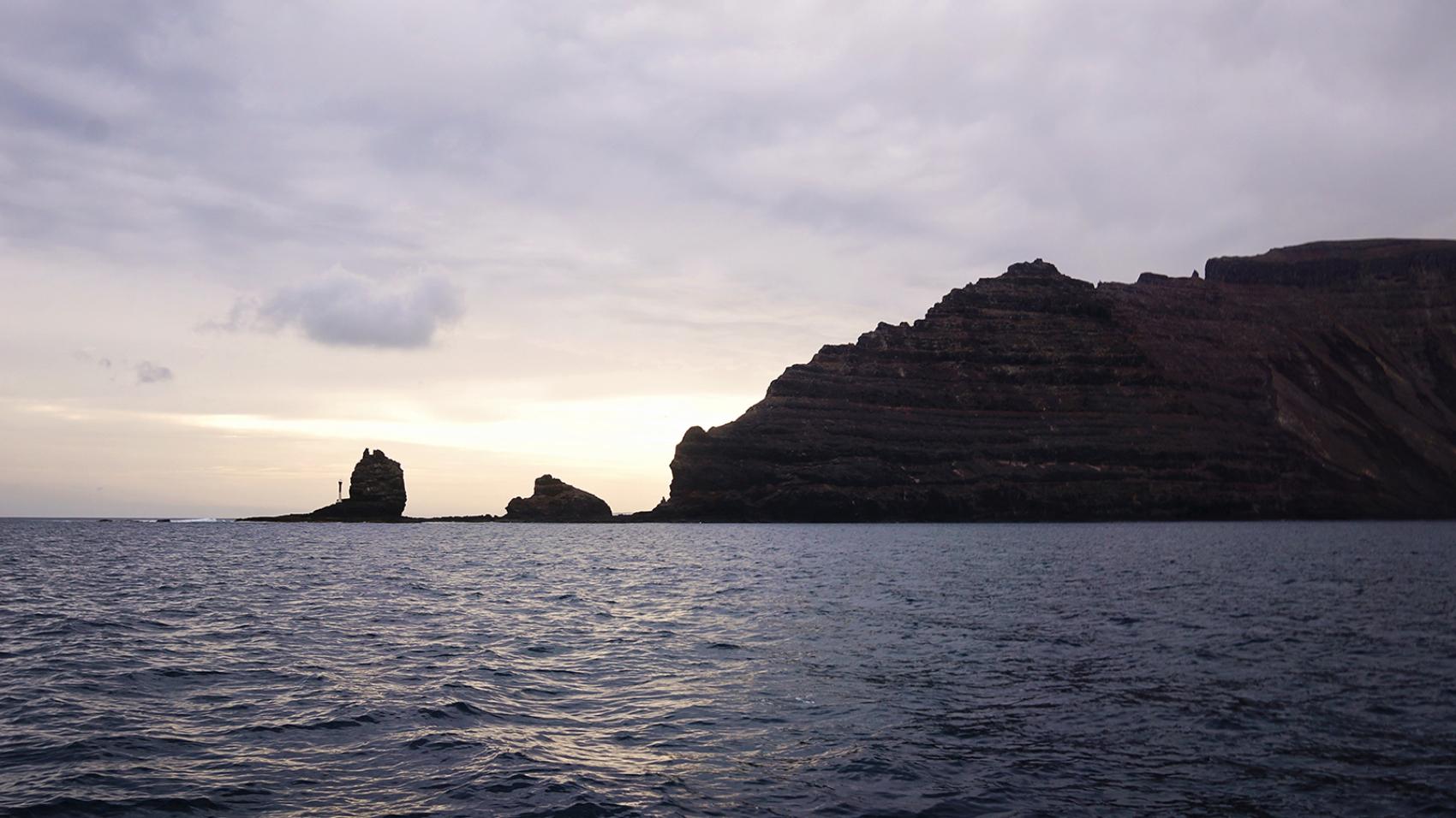 Elstretcho, Isla Graciosa, Canaries
