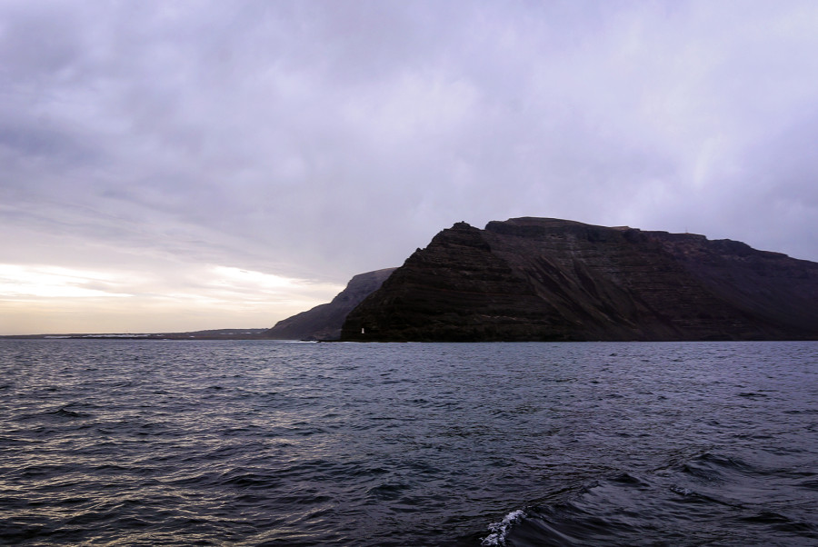 El Stretcho, Isla Graciosa, Canaries