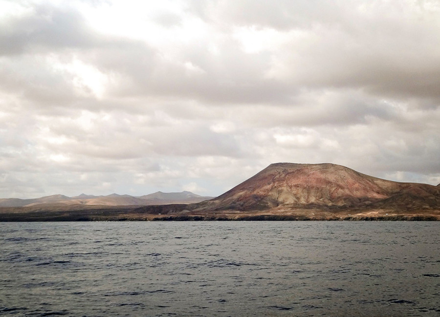 coast of Fuerteventura