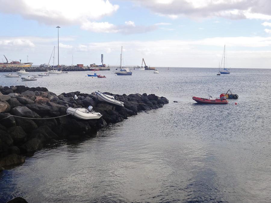 Puerto Rosario port, Fuerteventura