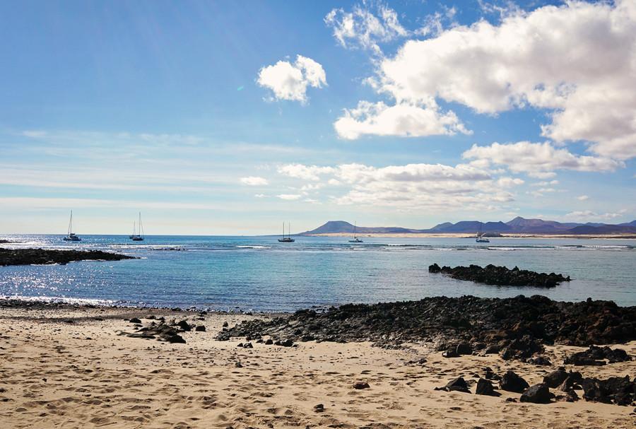 Isla Los Lobos, Fuerteventura