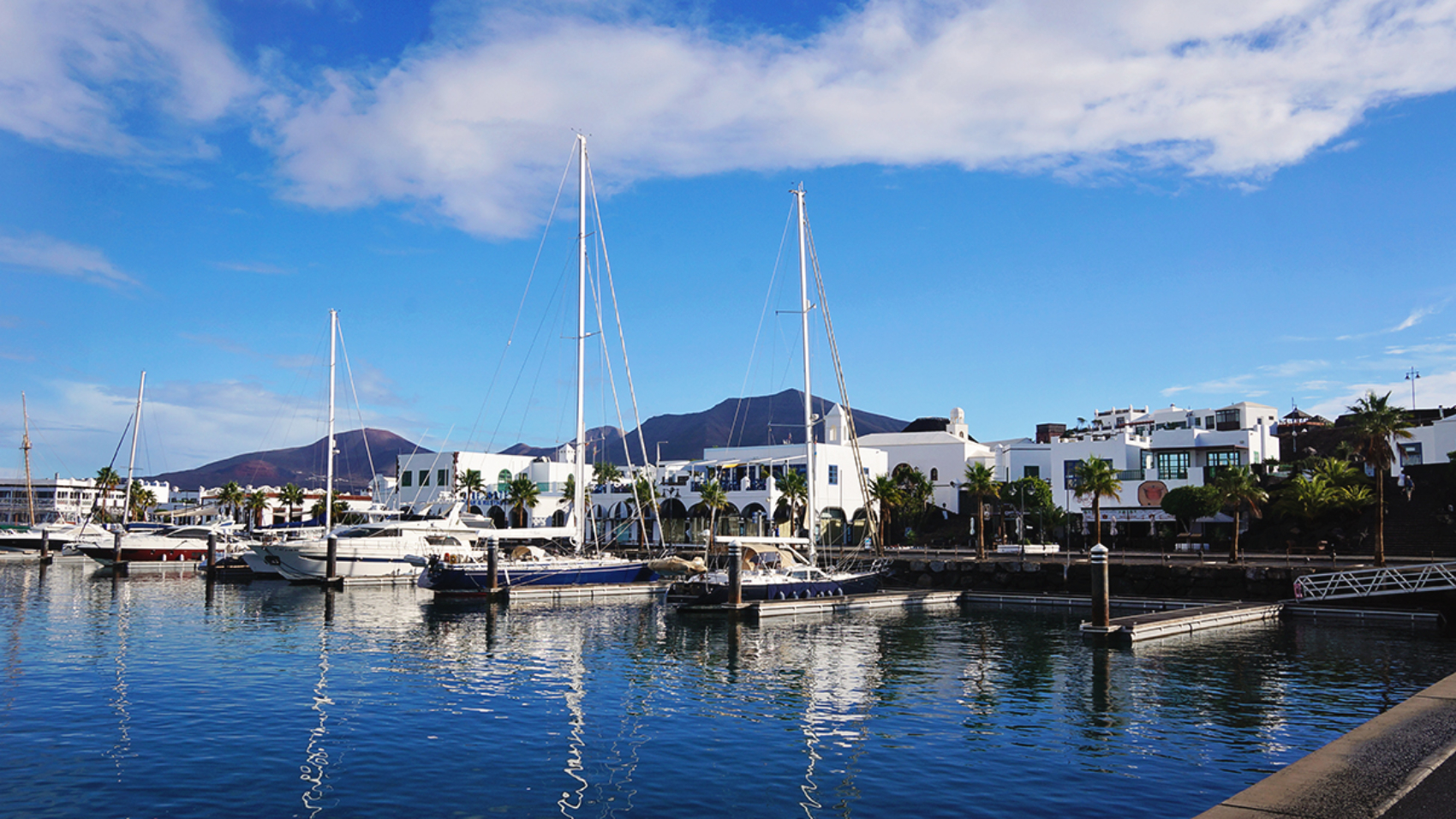 Marina Rubicon, Lanzarote
