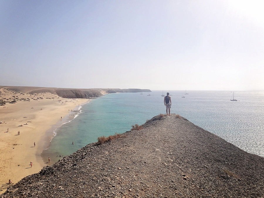 Papagayo Peninsula, Lanzarote, Canary Islands