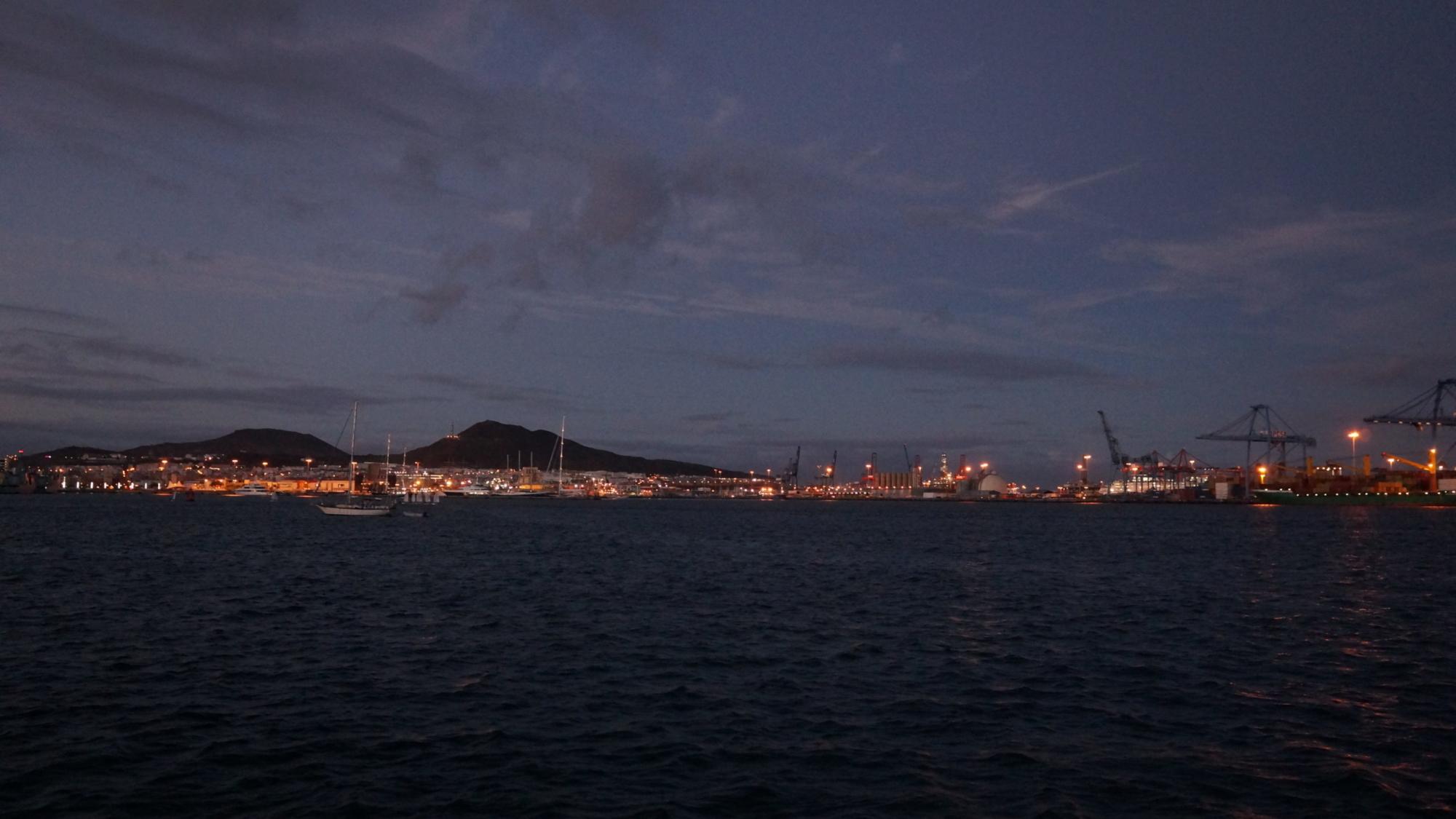harbor Las Palmas de Gran Canaria